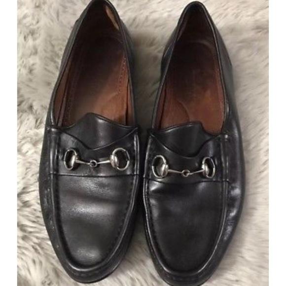 d7e816511d6 Allen Edmonds Bruzzano Horsebit Leather Loafer-9.5
